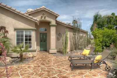 Indian Springs Single Family Home For Sale: 80170 Pebble Beach Drive