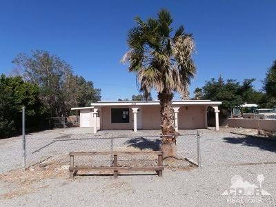 Palm Springs Single Family Home For Sale: 17429 Sanborn Street