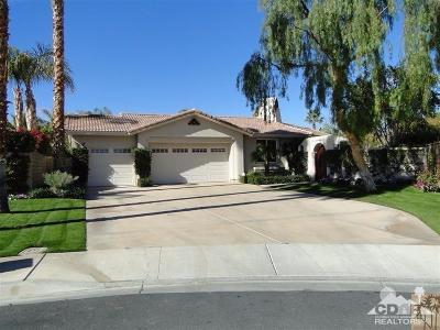 Rancho La Quinta CC Single Family Home Contingent: 78850 Via Ventana