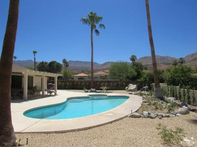 Palm Desert Single Family Home Contingent: 72716 Skyward Way