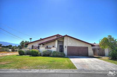Palm Desert Country Single Family Home Contingent: 43665 Texas Avenue