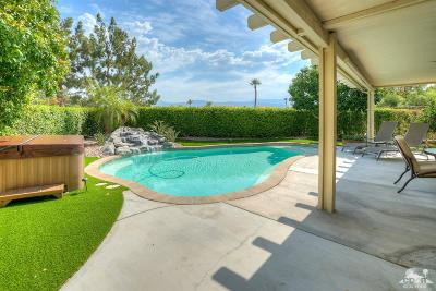 Sun City Single Family Home Contingent: 78911 Nectarine Drive