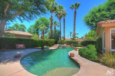 Rancho La Quinta CC Single Family Home Contingent: 78880 Rio Seco