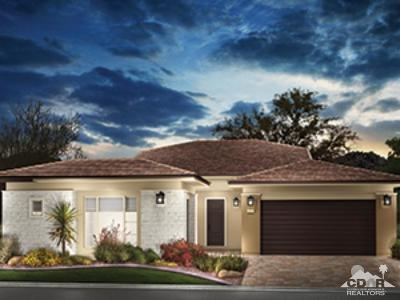 Trilogy Polo Club Single Family Home For Sale: 51620 (Lot 3094) Clubhouse Drive