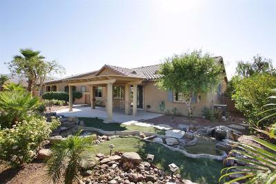 Sun City Shadow Hills Single Family Home Contingent: 39503 Camino Piscina