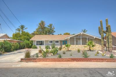 Palm Desert Single Family Home For Sale: 42615 Kansas Street