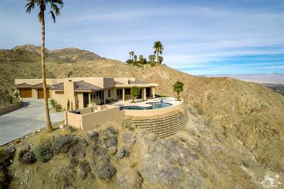 Palm Desert Single Family Home Contingent: 72200 Upper Way West