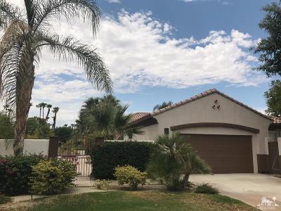 Rancho Mirage Single Family Home For Sale: 6 Wimbledon Circle
