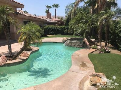 Rancho Mirage Single Family Home For Sale: 10 Ivy League Circle