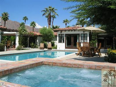 Cathedral City, Palm Springs Rental For Rent: 195 East Ocotillo Avenue