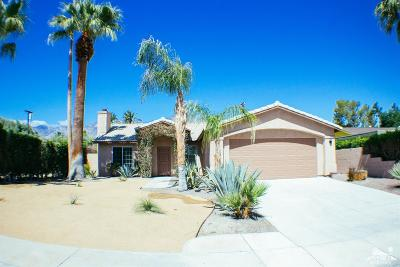 Palm Springs Single Family Home Contingent: 2043 Lawrence Street