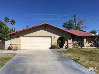 Palm Springs Single Family Home Contingent: 3118 East Vista Chino
