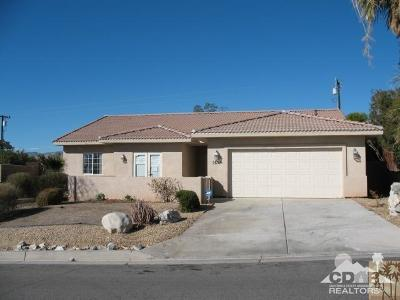 Desert Hot Springs CA Rental For Rent: $1,550
