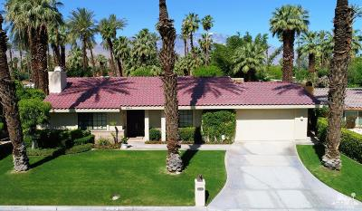 Rancho Mirage Single Family Home For Sale: 37117 Marber Drive