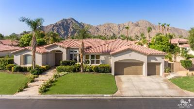 Indian Wells Single Family Home Contingent: 77385 Sky Mesa Lane