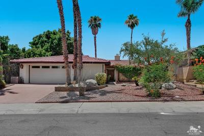 Palm Desert Single Family Home Contingent: 43671 Tennessee Avenue