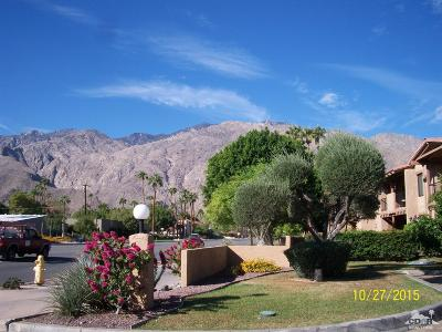 Palm Springs Condo/Townhouse For Sale: 1050 East Ramon Road #50