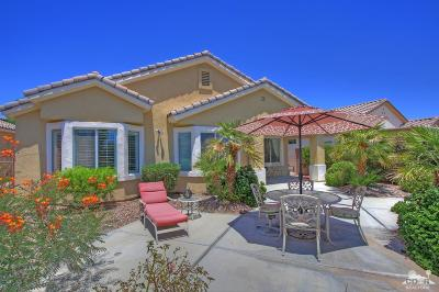 Sun City Single Family Home Contingent: 78235 Estancia Drive