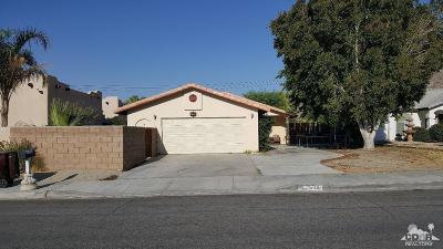 La Quinta Single Family Home For Sale: 52530 Eisenhower Drive