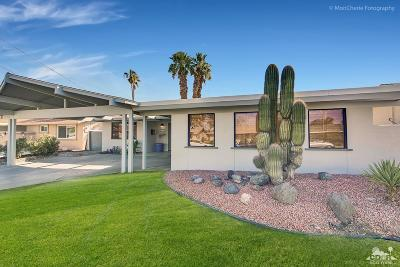 Palm Desert Single Family Home For Sale: 43105 Texas Ave Avenue