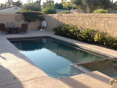 Palm Desert Single Family Home Contingent: 76763 Oklahoma Avenue