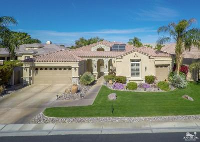 Rancho Mirage Single Family Home For Sale: 81 Via Bella