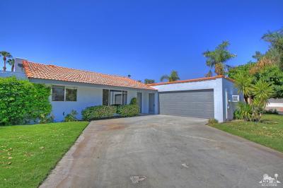 La Quinta Single Family Home For Sale: 78455 Calle Remo