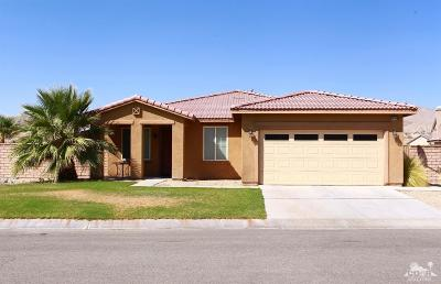 Indio Single Family Home For Sale: 80580 Denton Drive