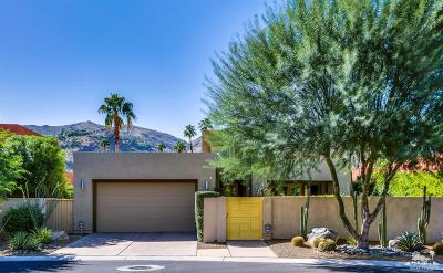 Palm Springs Single Family Home For Sale: 2935 Searchlight Lane