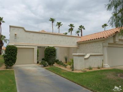 Palm Desert Condo/Townhouse For Sale: 140 Villa Court