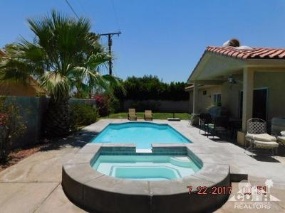 Palm Springs Single Family Home For Sale: 2090 Acacia Road East