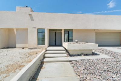 Palm Springs Single Family Home For Sale: 2466 East Desert Park Avenue
