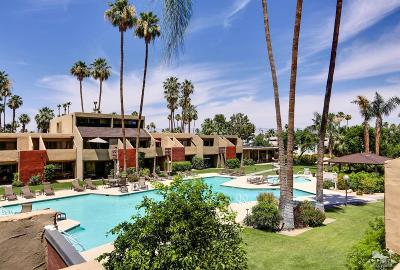 Palm Springs Condo/Townhouse For Sale: 1655 East Palm Canyon Drive #614