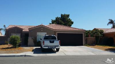 Indio Single Family Home For Sale: 82155 Pinyon Avenue