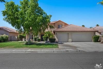 La Quinta Single Family Home For Sale: 78608 Naples Drive