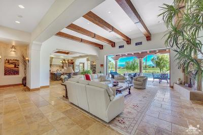 La Quinta Single Family Home Sold: 53624 Via Pisa
