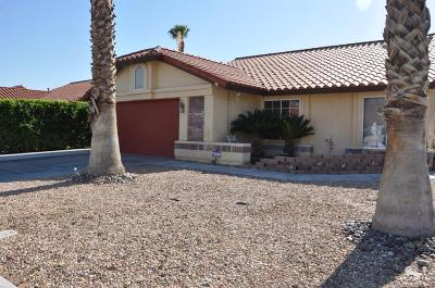Cathedral City Single Family Home For Sale: 28581 Avenida Duquesa