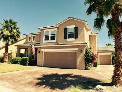 Indio Single Family Home For Sale: 37352 Bradford Drive
