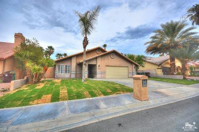 Cathedral City Single Family Home For Sale: 28070 Avenida Maravilla