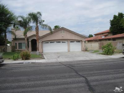 Cathedral City Single Family Home For Sale: 32235 Navajo Trail