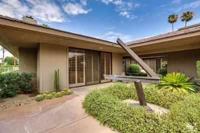 Rancho Mirage Condo/Townhouse For Sale: 3 Barnard Court