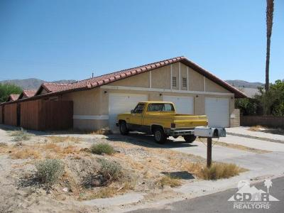 Desert Hot Springs CA Multi Family Home For Sale: $339,900