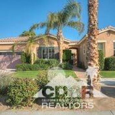 La Quinta Single Family Home For Sale: 60476 Juniper Lane