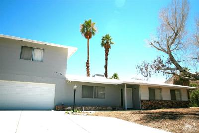 Cathedral City Single Family Home For Sale: 38320 Dorn Road