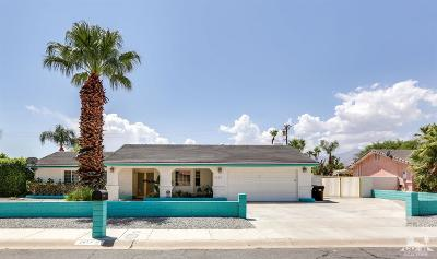 Palm Springs Single Family Home Contingent: 2653 East Venetia Road