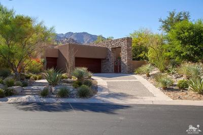 Indian Wells Single Family Home For Sale: 50200 Hidden Valley Trail South