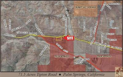 Palm Springs Residential Lots & Land For Sale: 71 Ac Tipton Rd.