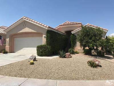 Palm Desert Single Family Home Contingent: 78992 Apricot Lane