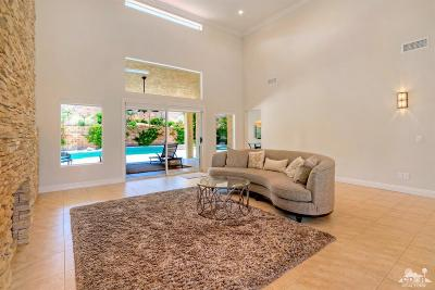 Palm Desert Single Family Home Contingent: 130 Vista Paseo