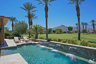 Indian Wells Single Family Home Contingent: 76518 South Via Chianti